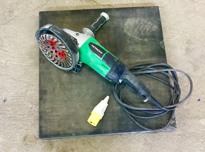 Hitachi G18SE3 Edge Grinder